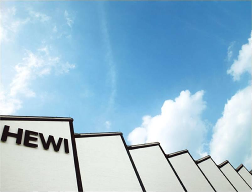 Bekannt HEWI Heinrich Wilke GmbH - bpi solutions Bielefeld DF93